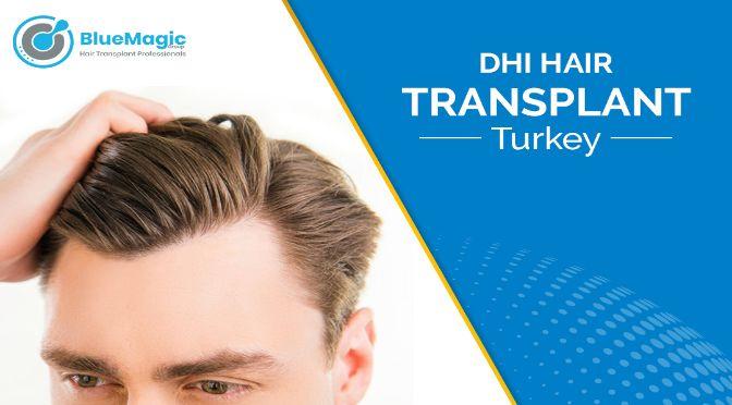 DHI Hair Transplant Turkey